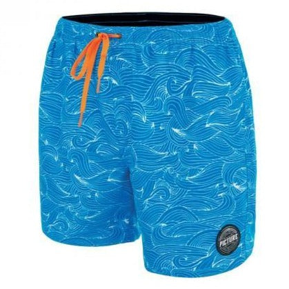 PICTURE IMPERIAL 16 BOARDSHORTS Waves Costume Uomo - Neverland Firenze