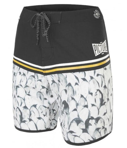 PICTURE ANDY 17 BOARDSHORTS Pinguins Costume Uomo - Neverland Firenze