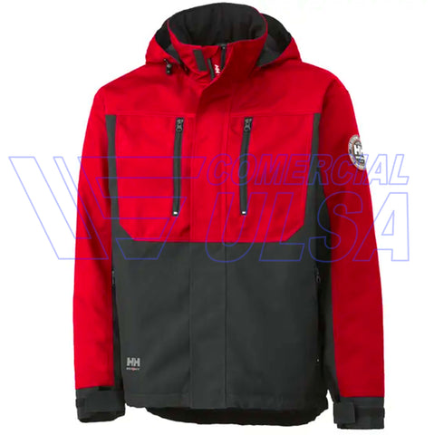 CAZADORA HELLY HANSEN BERG INSULATED JACKET COLOR ROJO