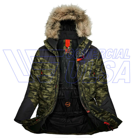 PARKA BIFROST WINTER 481 CAMO