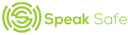 speak safe logo