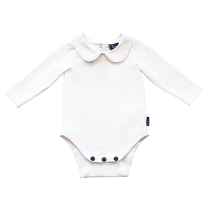 Bowhill Luxe Organic Cotton Onesie - Long Sleeve