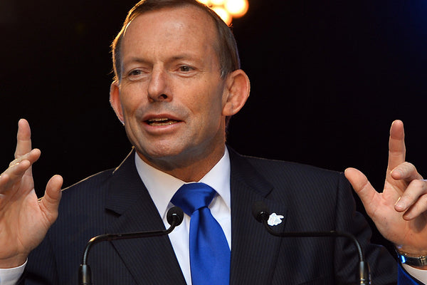 Tony Abbott backs legalisation of medical cannabis