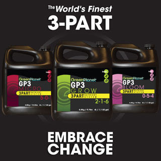 GP3 - The worlds finest 3-part nutrient system
