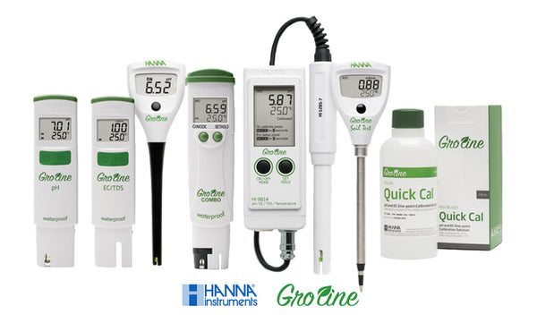 Hanna Instruments - GroLine Water Control equipment