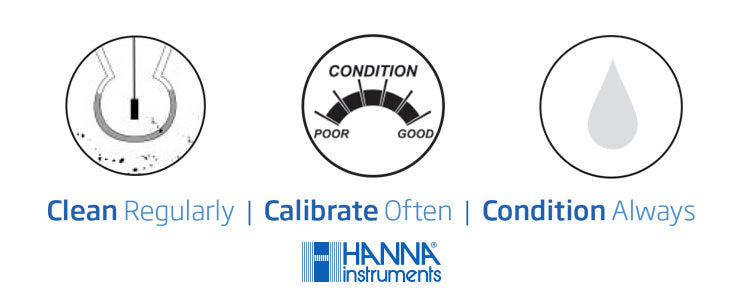 Best Practices on caring for your pH testers