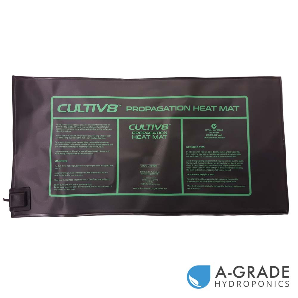 CULTIV8 Propagation Heat Mat