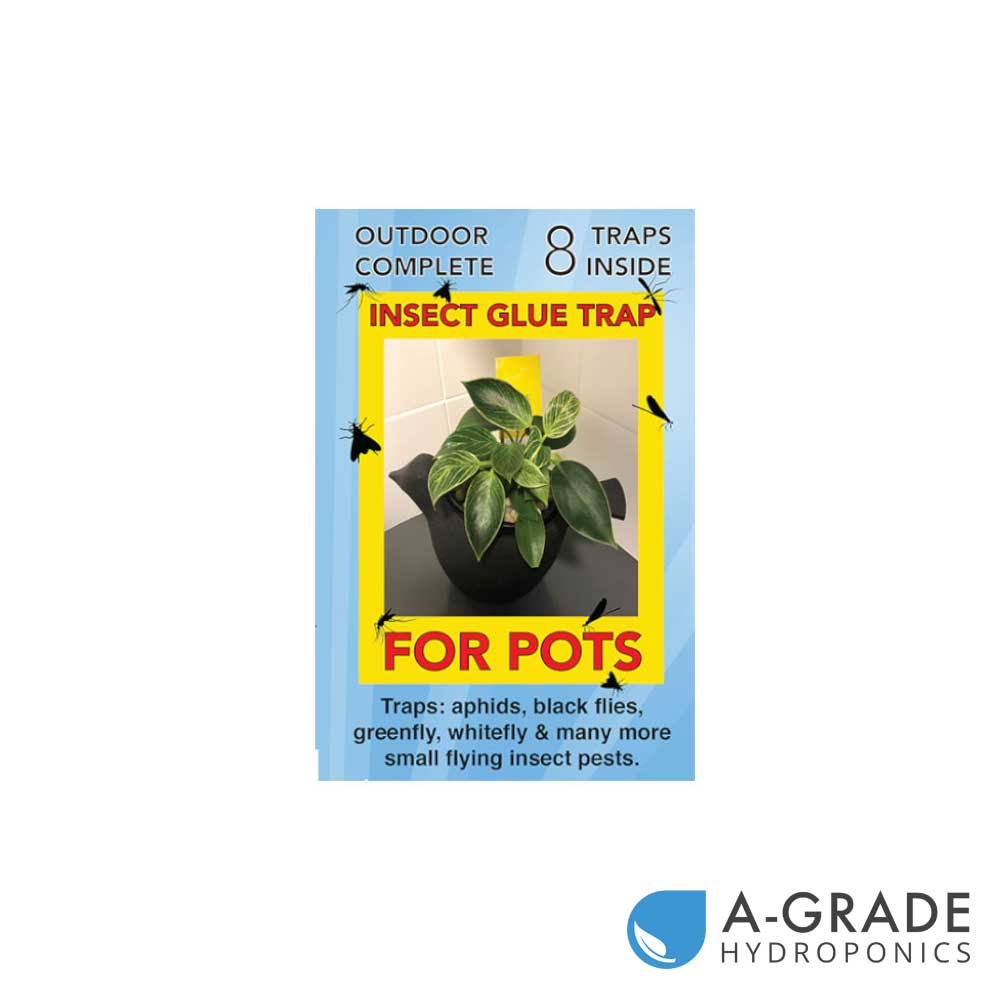 OUTDOOR COMPLETE - Insect Glue Trap – For Pots