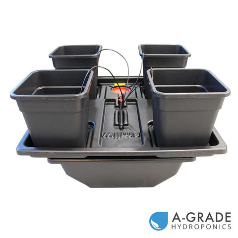 NUTRICULTURE Gro-Tank NFT System