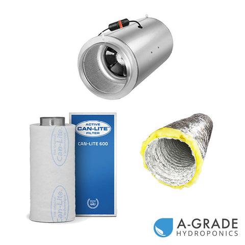 Iso-Max 150mm ventilation value pack