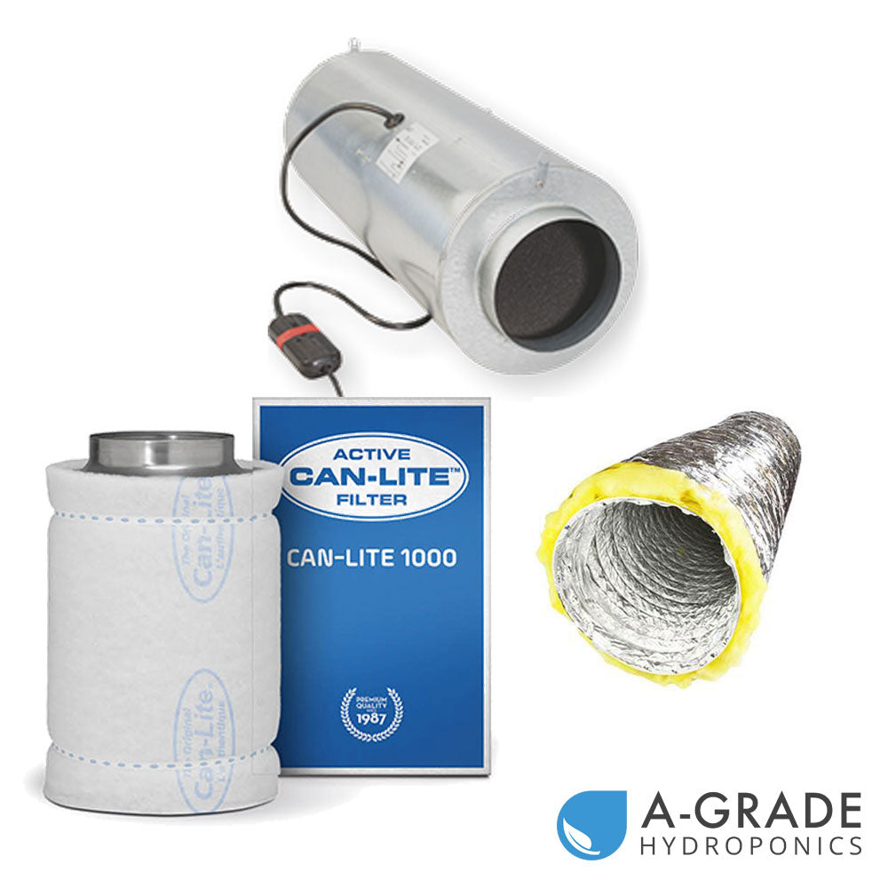 Iso-Max 200mm ventilation value pack
