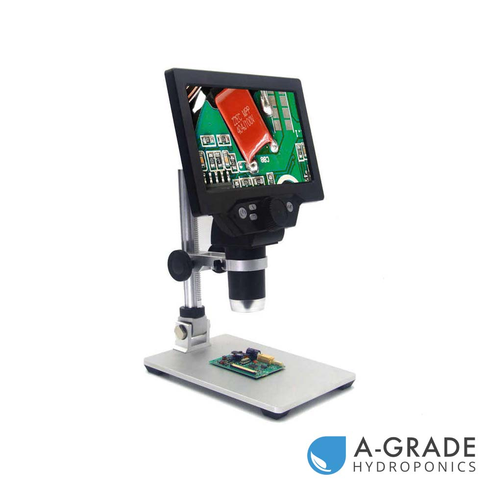 Portable LCD Digital Microscope 1200x
