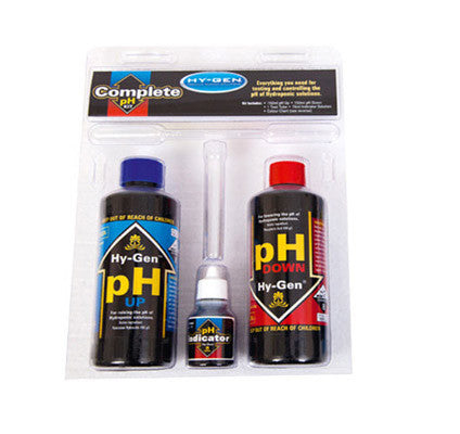 hy-gen ph control kit