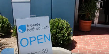 Watch - A-Grade Hydroponics Store Tour