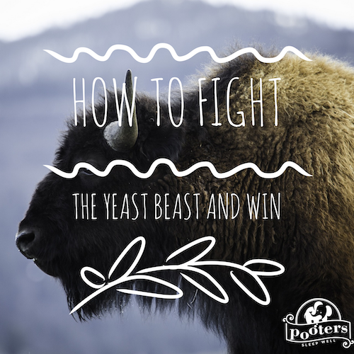 How to Battle the Yeast Rash Beast and Win!