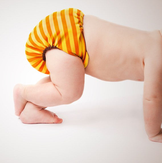 8 tips to keep your cloth diapers from leaking