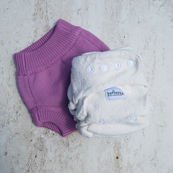 Shrunken Wool - how to fix a shrunken wool cloth diaper cover