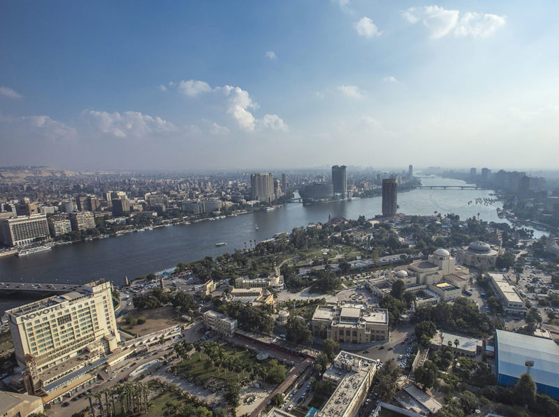Greater & Central Cairo
