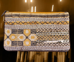 North Sinai Striped Purse