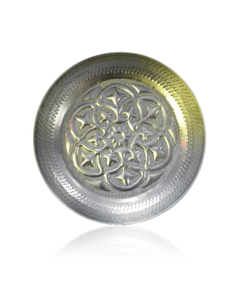 Metal Arawana Bowl