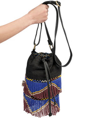 South Sinai Beaded Lathma bag