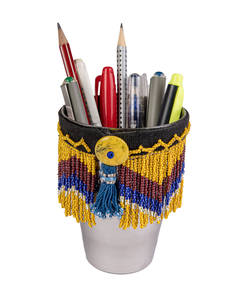 Metal Pencil Holder