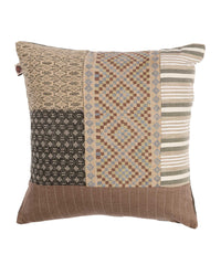 Tri-Zone Patchwork Pillow case