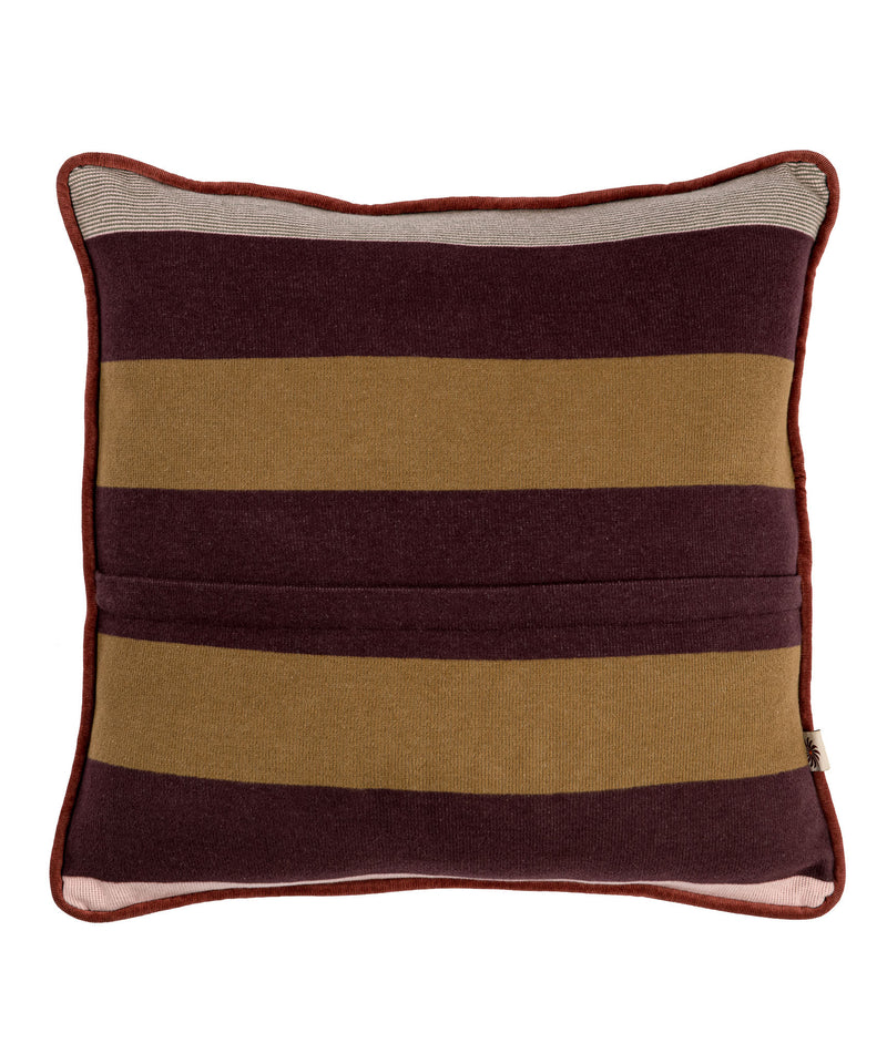 Sinai Copper and Red trim Pillow Case
