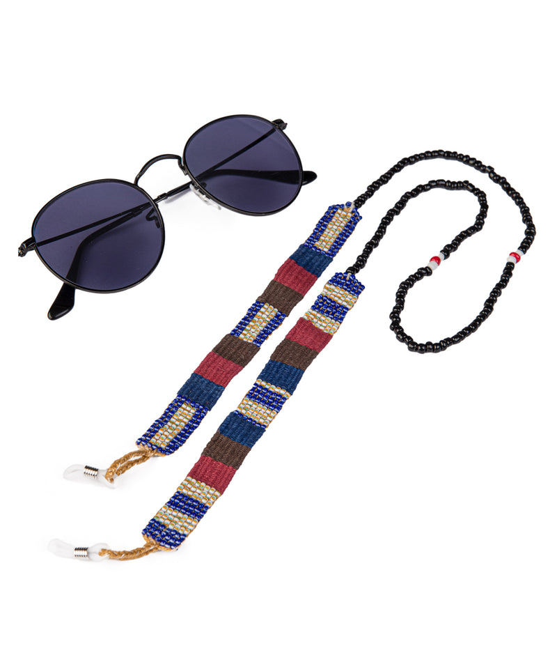 Beaded Eyeglasses Strap