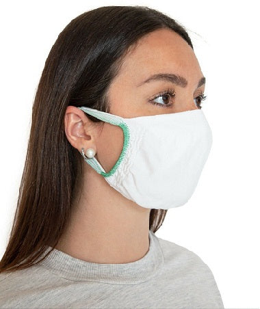 ITA-MED 2 PCs Reusable & Washable Face Mask, High Quality & Breathable
