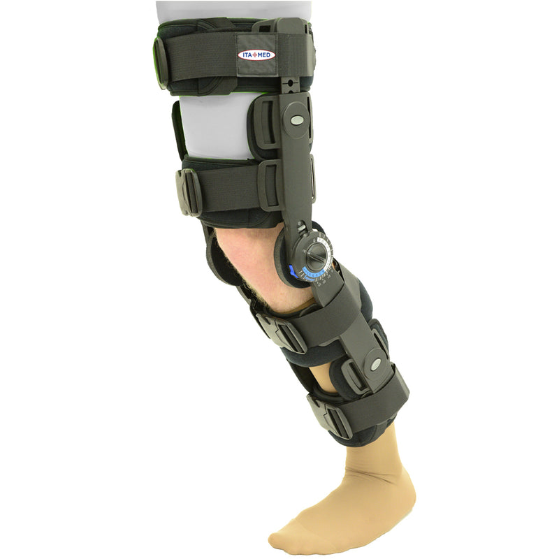 ITA-MED Advanced ROM Post Op Knee Brace