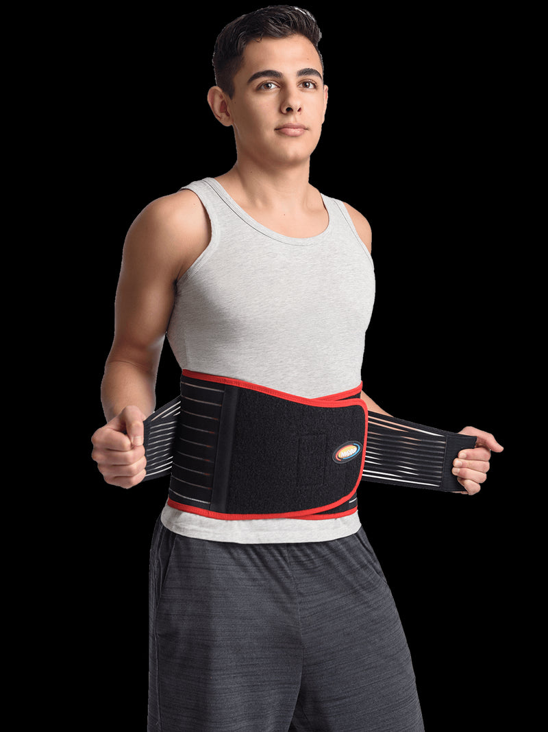 MAXAR Bio-Magnetic Back Support Belt
