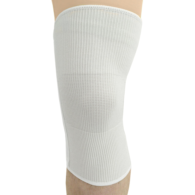 MAXAR Wool-Elastic Knee Brace (Spiral Metal Stays, 56% Wool)