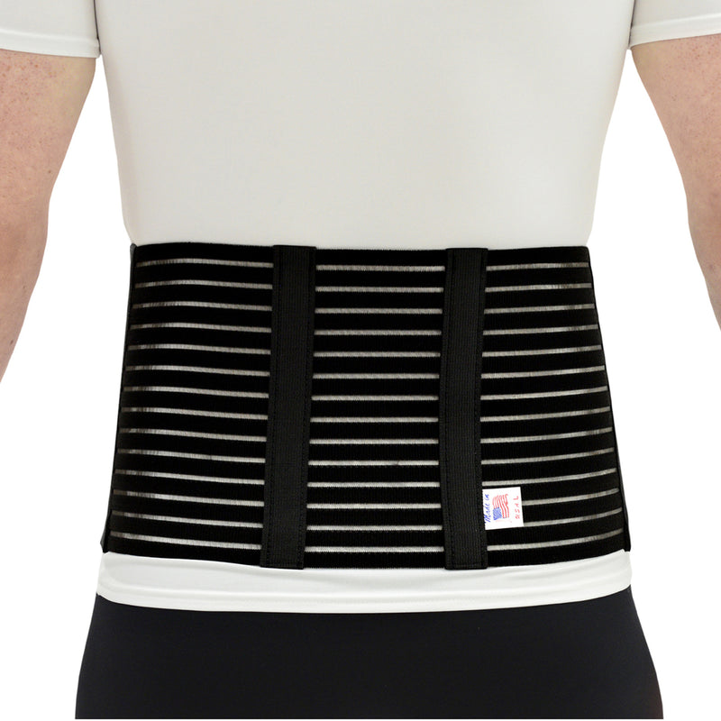 ITA-MED Breathable Elastic Light Back Support