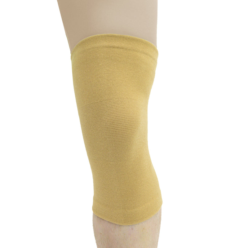 MAXAR Cotton-Elastic Knee Brace (Four-Way Stretch, %67 Cotton)