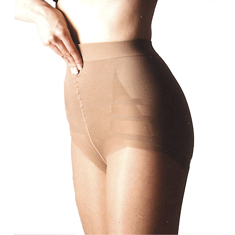 GABRIALLA Control Top Graduated Compression Pantyhose (10-15 mmHg): H-120