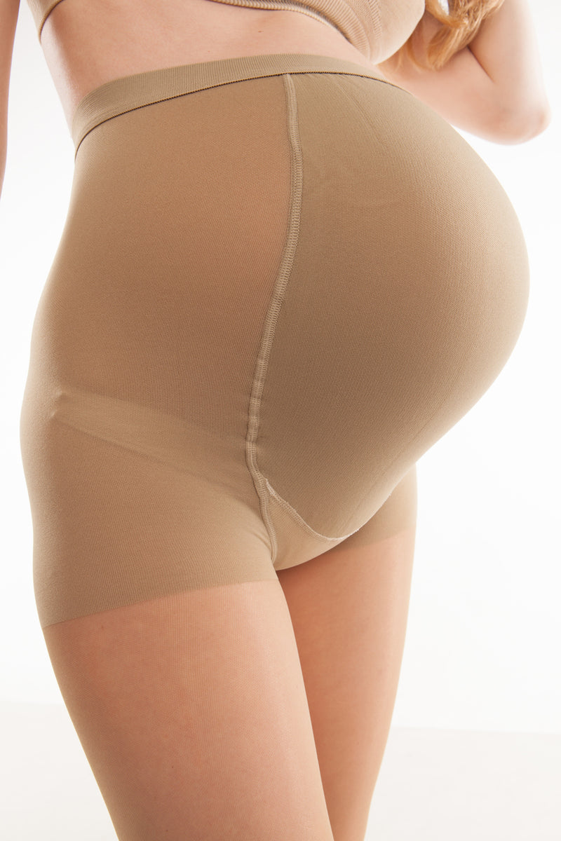GABRIALLA Maternity Pantyhose - Firm Compression (23-30 mmHg)