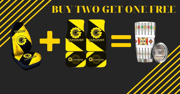 BUY TWO GET ONE FREE! : TUMBLER