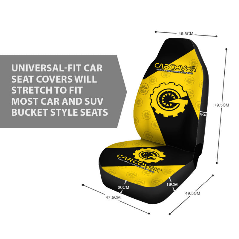 Car Seat Covers Size Chart