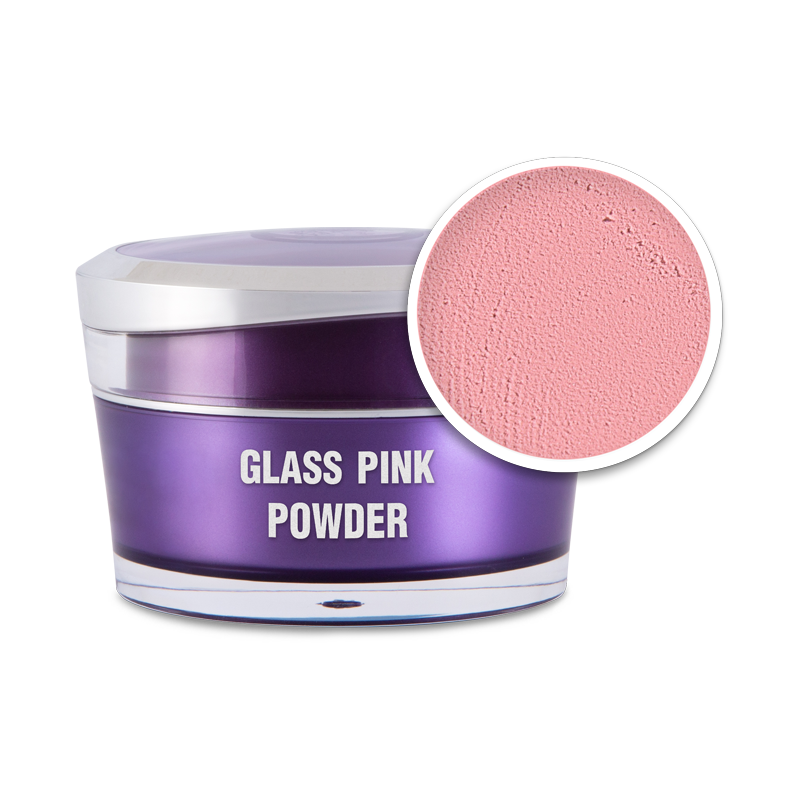 Powder Glass Pink