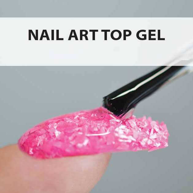 Nail Art Top Gel