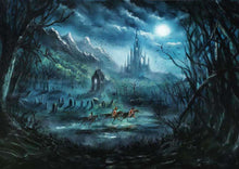 Load image into Gallery viewer, Haunted Swamp (Print)