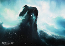 Load image into Gallery viewer, Horsehead Nebula - Oilpainting (70x50cm)