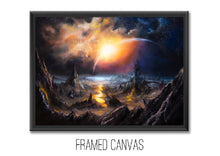 Load image into Gallery viewer, Lava Planet (Print)