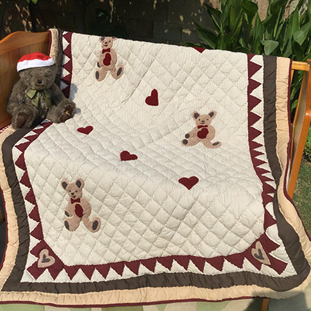 LITTLE BEAR QUILT
