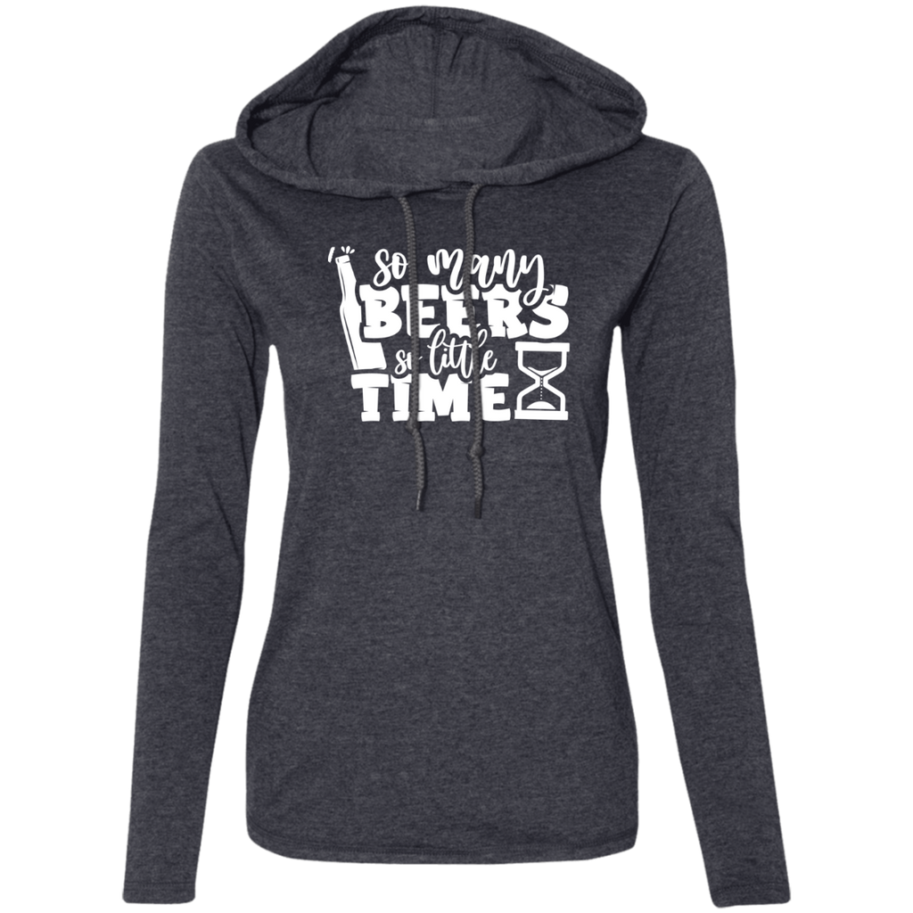 So Many Beers To Little Time Hoodie