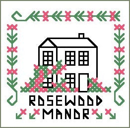 Rosewood Manor X Stitch