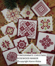 Load image into Gallery viewer, POMOGRANATE CHRISTMAS