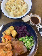 Load image into Gallery viewer, Sunday roast by post box (Serves 4)