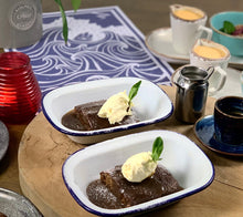 Load image into Gallery viewer, Sticky toffee pudding (serves 2)